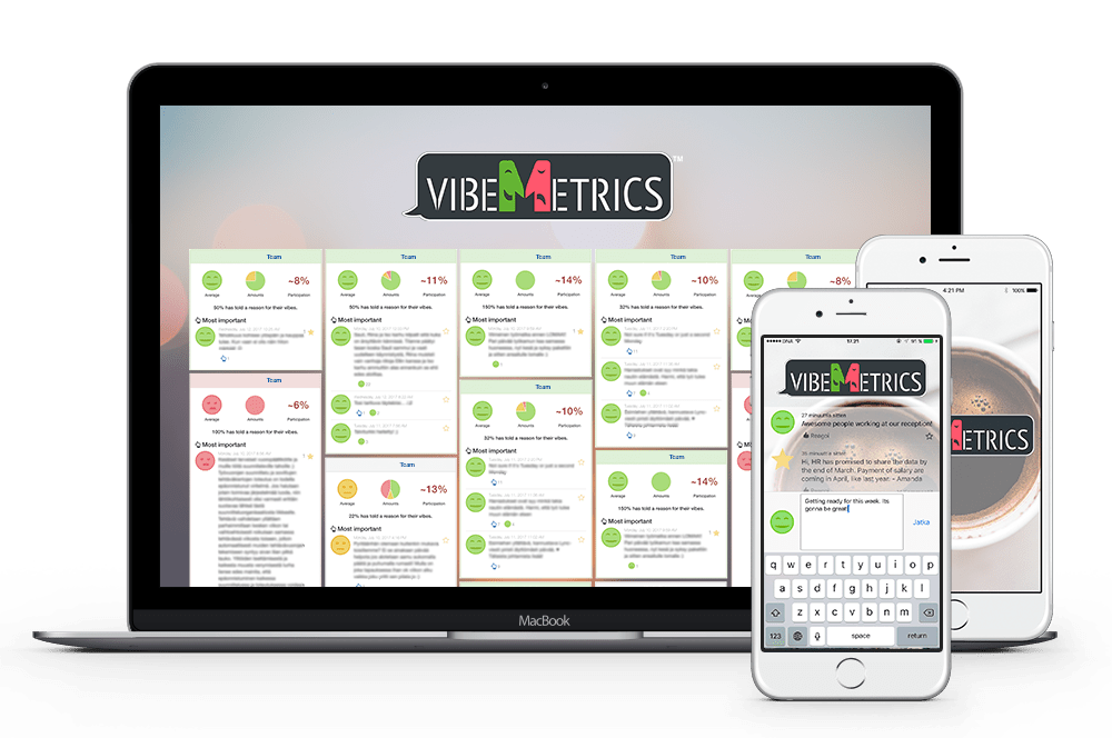How does Vibemetrics work?